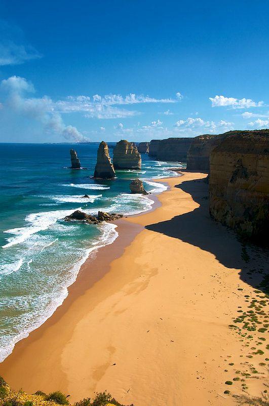 The Twelve Apostles   Victoria, Australia //