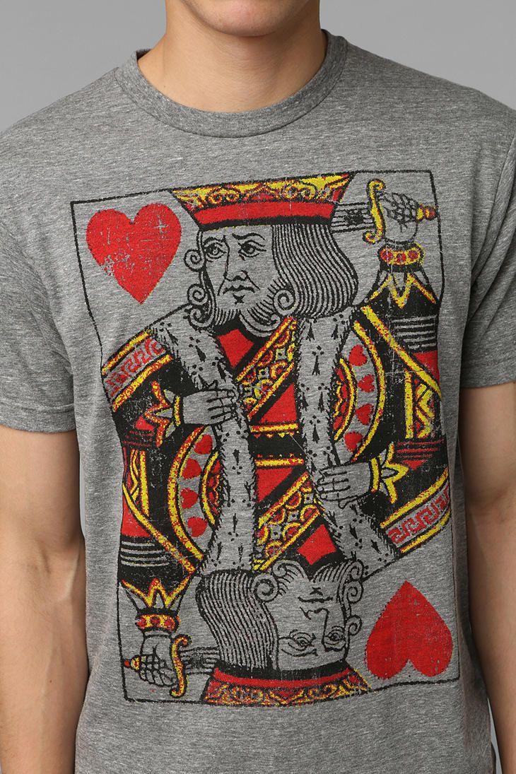 King Of Hearts Tee