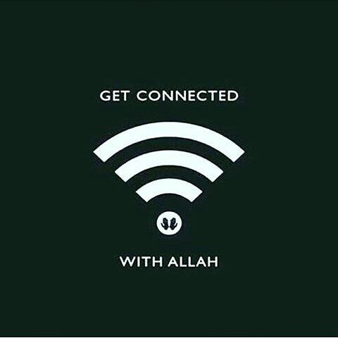 Connected With Allah through Salah and Duaa