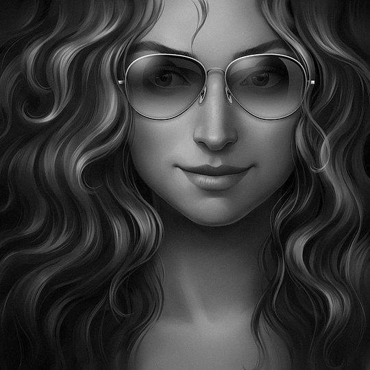 Inspiring Illustrations by Elena Berezina