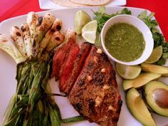 """Carne Asada   Grilling tradition runs deep in my family, grew up enjoying """"carne asada"""" with the family after Sunday mass and when a big soccer game was happening"""