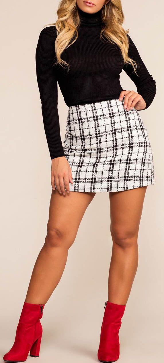 Not So Clueless Skirt