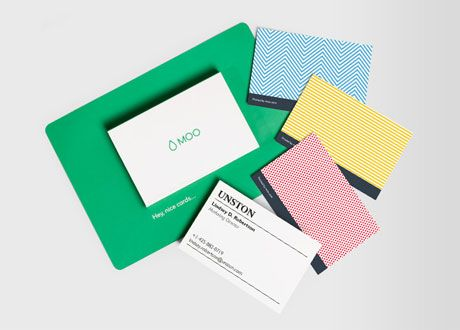 Get a FREE Sample of 10 Personalized Business Cards!