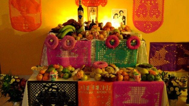 ¿Qué lleva una ofrenda de Día de Muertos? ¿Qué significa cada elemento?