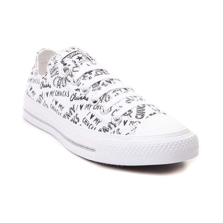 Converse Chuck Taylor All Star Lo I Love My Chucks Sneaker