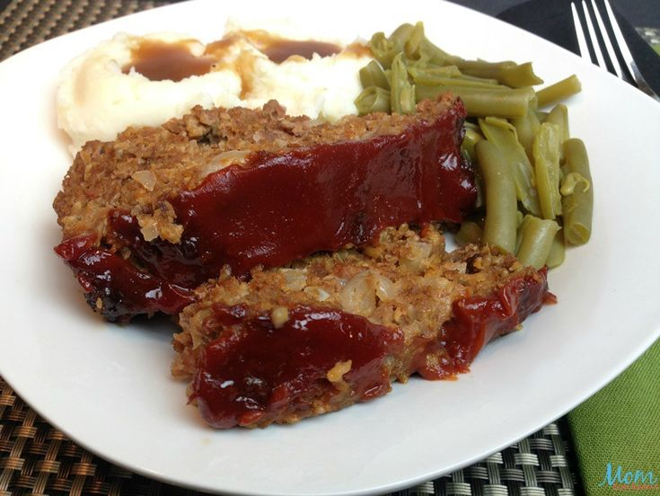 recipe: venison meatloaf with oatmeal [11]