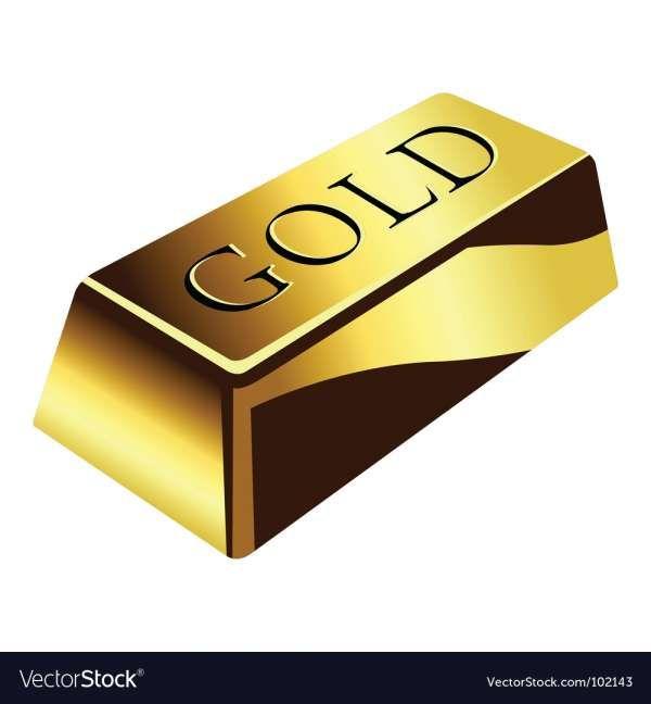 12 Gold Bar Vector Gold Bar Gold Bullion Bars Today Gold Price