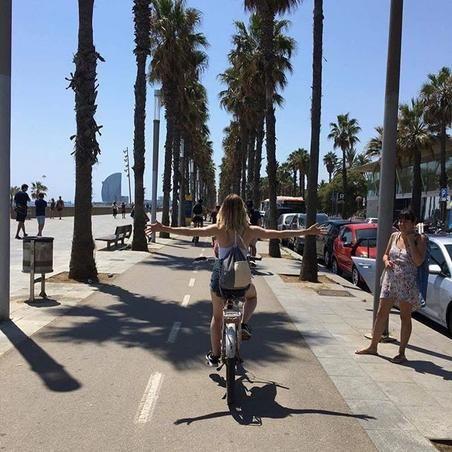Explore Barcelona Attractions   City Bike Tours   Fat Tire Tours