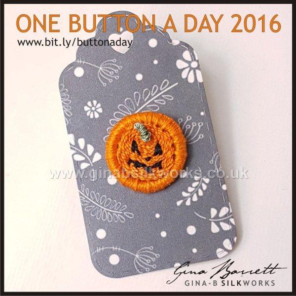 Day 305: Jack #onebuttonaday by Gina Barrett