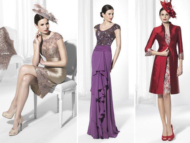 La collezione di abiti da cerimonia Franc Sarabia 2015 punta su un look lussuoso che inneggia un'estetica ricercata e couture interpretando al meglio letendenzemoda più fashion attraverso un'int...