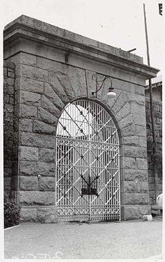 """HM Beechworth prison """"Panopticon Principle"""""""