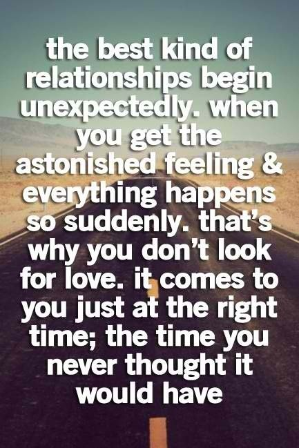 falling for someone unexpectedly quotes - Google Search