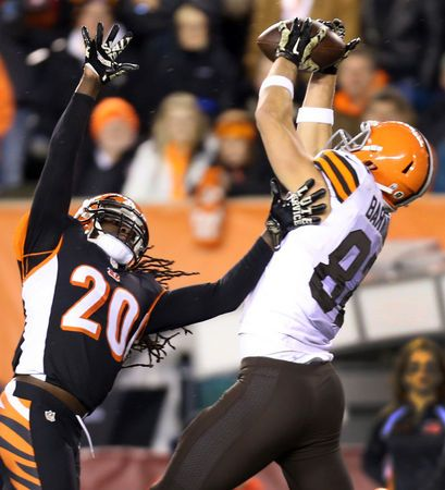 Rushing attack is revived in Cleveland Browns' 24-3 win over the Cincinnati Bengals | cleveland.com