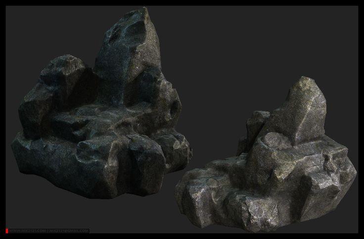 Stone practice by Mik2121