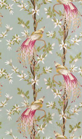 nina campbell for osborne & little  www.designerfabricsusa.com Lowest prices guaranteed online!