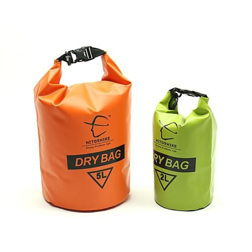 HITORHIKE Waterproof Dry Bag (2L/ 5L)