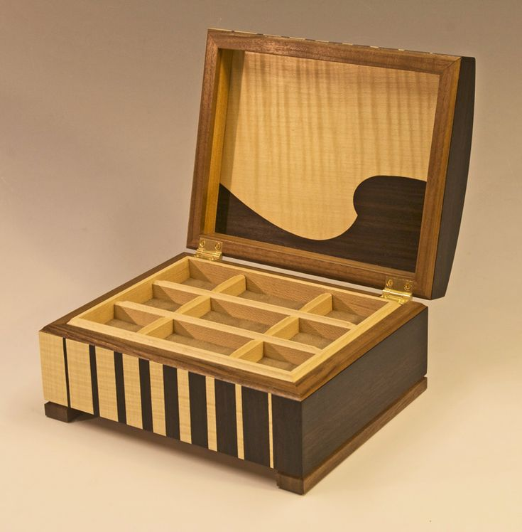 224 best Wooden BoxesJewelry Boxes images on Pinterest