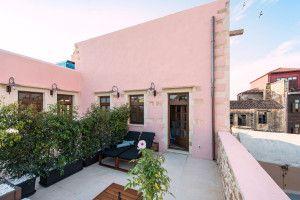 Superior Suite with Terrace/Split Level - Serenissima Boutique Hotel Chania