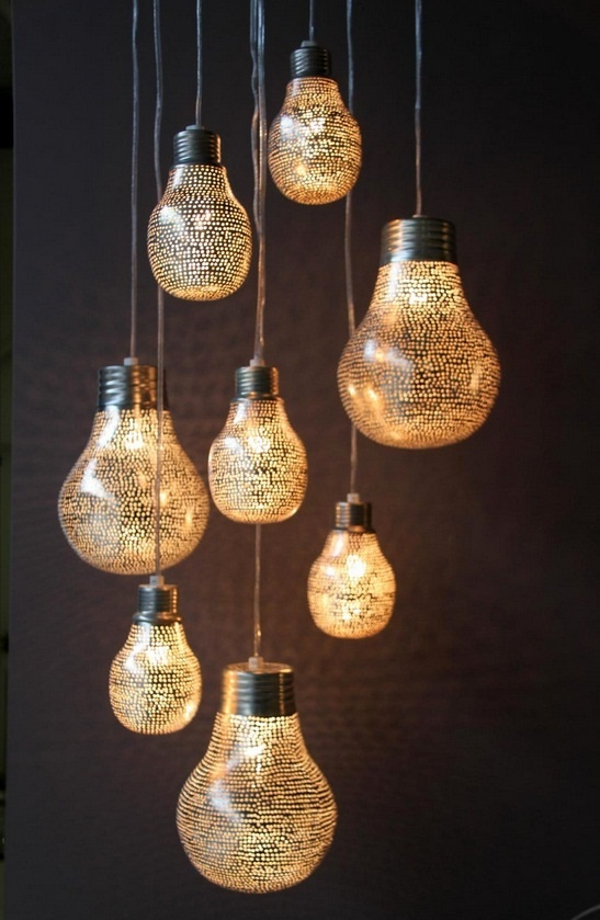 Filisky Little Pear lights.  twinkly in their own way. <3