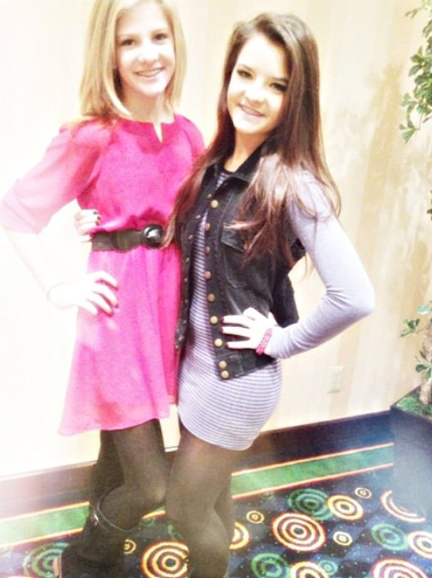 Dance Moms Paige and Brooke | DANCE MOMS!!! | Pinterest ...