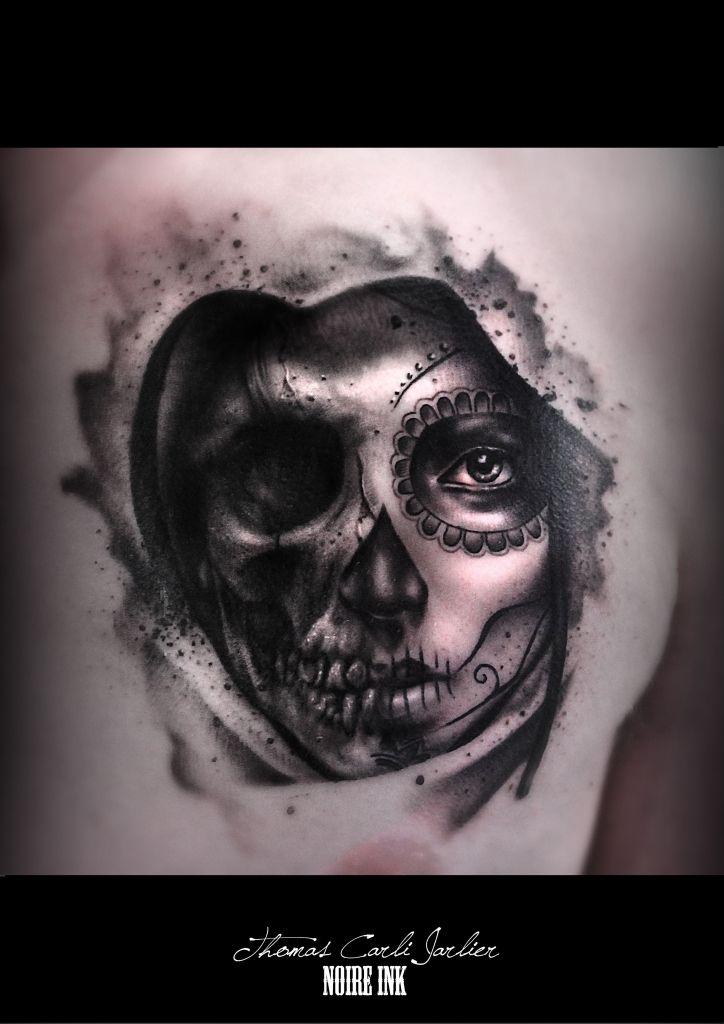 catrina tattoo - Αναζήτηση Google
