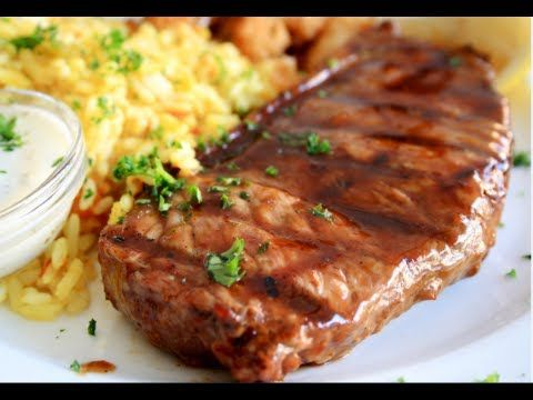 How to Cook Steak on the Stove - YouTube great tips for a beginner like me