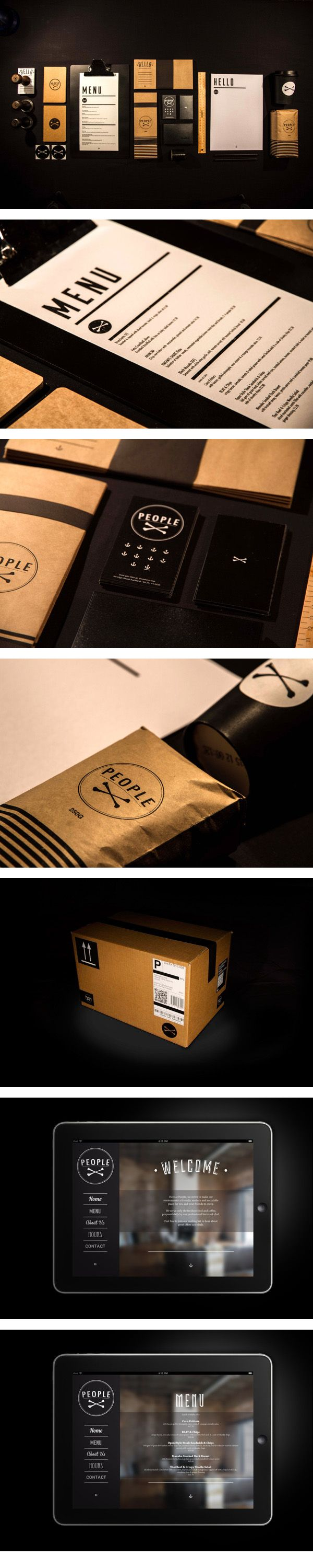 White apron menu warrington - Designspiration Is The Hub For Discovering Great Art Design Architecture Photography Typography And Web Inspiration