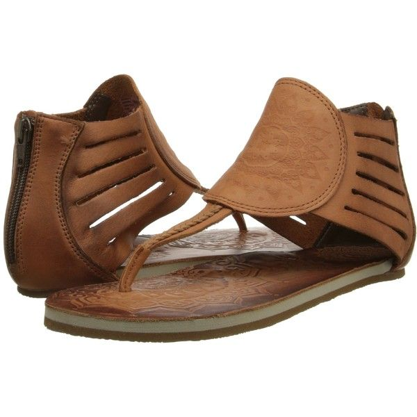 Cushe Aurora Women's Shoes, Tan ($65) ❤ liked on Polyvore