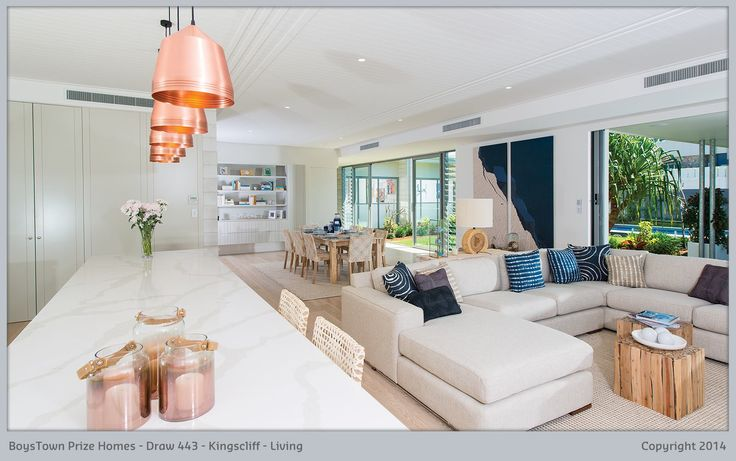 Boystown Prize Home - Draw 443 - Kingscliff - Living