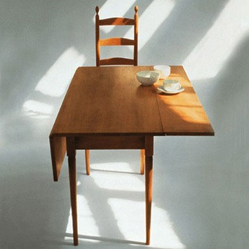 This is identical to our first kitchen table 24 years ago.  It was from the 1860's!