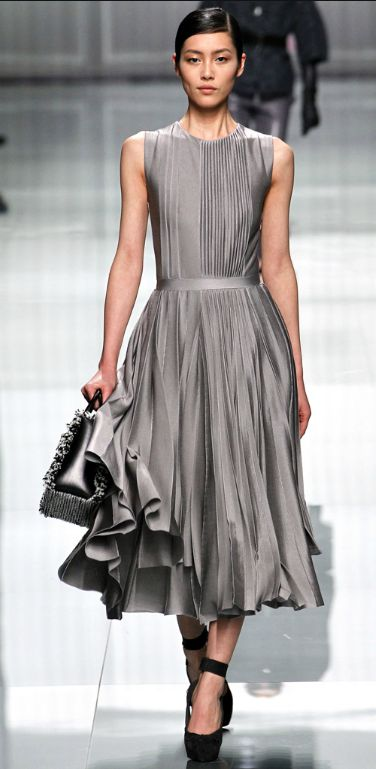 Christian Dior. Oooooh yes please! Love the softness brought to the grey