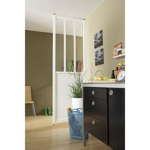 63 best cloison chambre images on pinterest room for Puerta industrial castorama