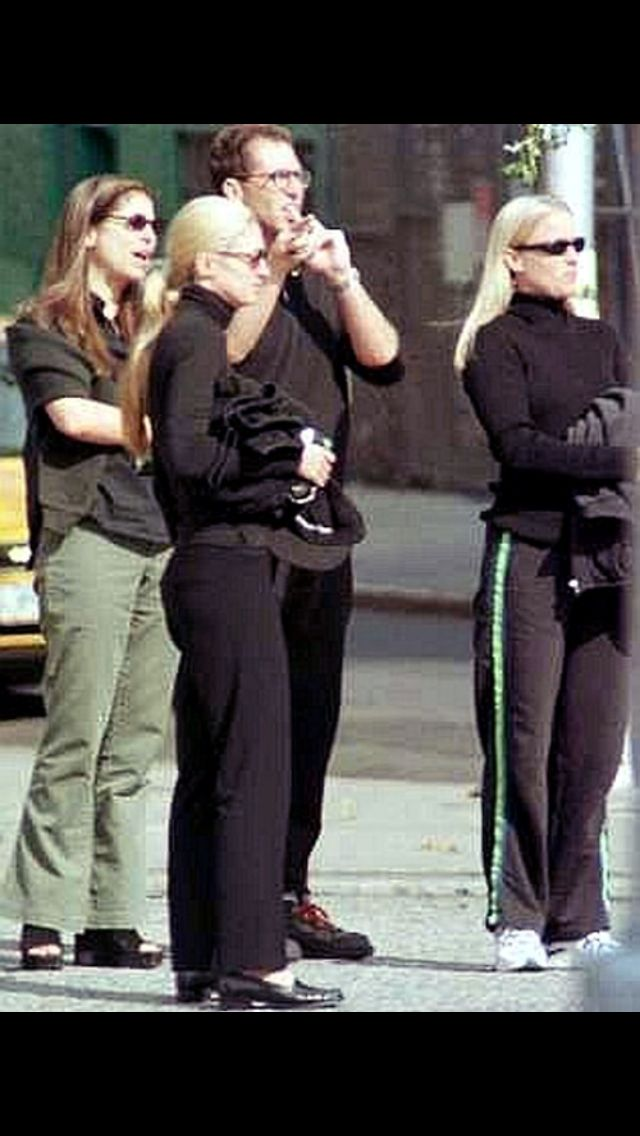 Lisa Bessette...far right. Her sisters would die a week later.