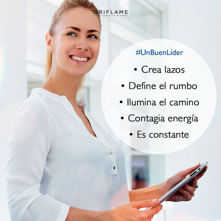 #UnBuenLíder 1, 2, 3, 4, 5… ¡Repite una y otra vez!