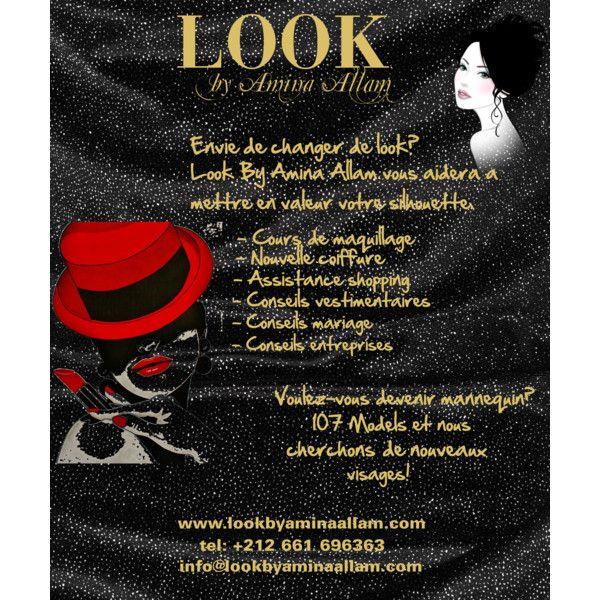 Look By Amina Allam, created by Look By Amina Allam