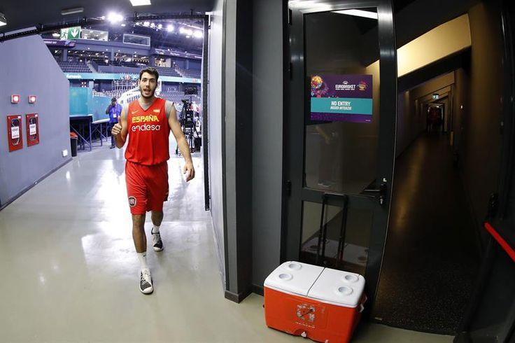 Álex Abrines abandona la concentración de la selección española de baloncesto