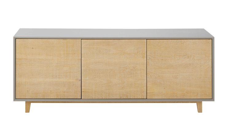 best 25 buffet gris ideas on pinterest buffet salle manger murs gris fonc and d coration. Black Bedroom Furniture Sets. Home Design Ideas
