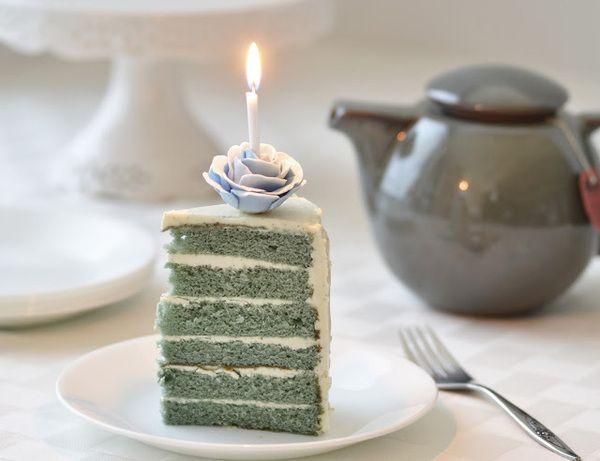 Earl Grey & Vanilla Bean Cake // it's like a London Fog Cake. yes.