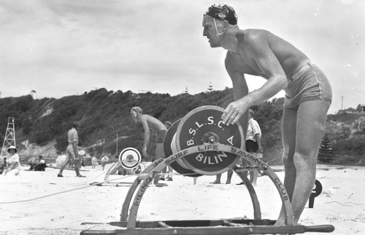 Surf life saving reels were and Australian first  Iconic Australian inventions
