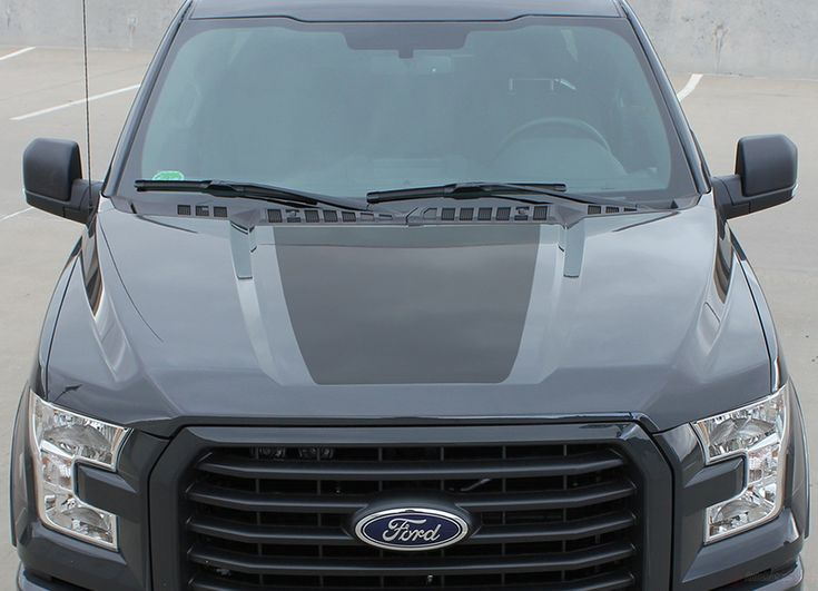 2015 2020 Ford F 150 Route Hood Blackout Vinyl Decal 3m Graphic