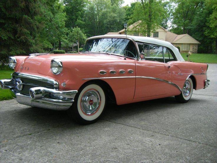 1956 Buick Century Convetible