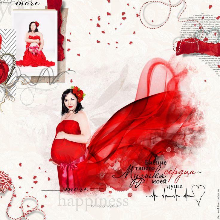 Купить В ожидании чуда - разноцветный, фото в рамке, Беременность, подарок, подарок женщине, фотокнига