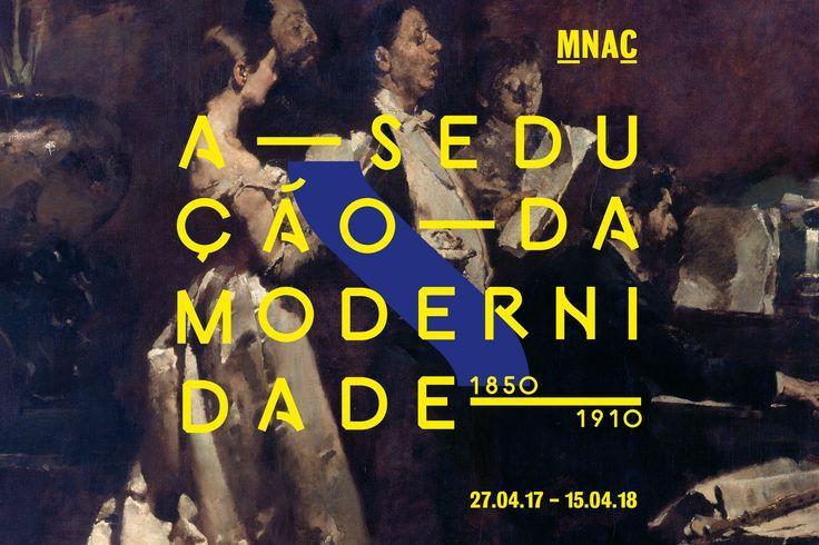 MNAC LISBOA Museu do Chiado A sedução da Modernidade Identity #editorialdesign #cultural #culturaldesign #brandidentity #designidentity #brand #branding #identitydesign