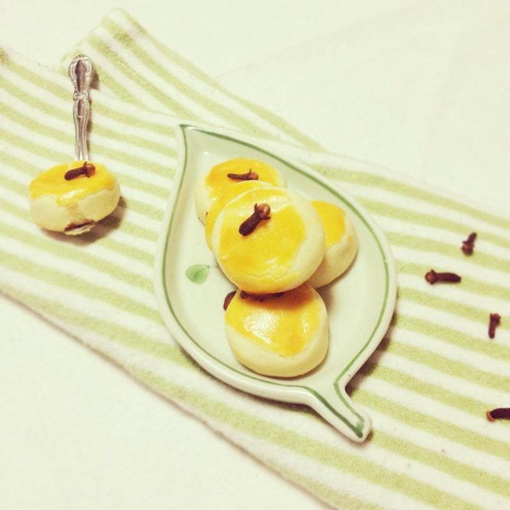 Homemade Pineapple Jam Cookies