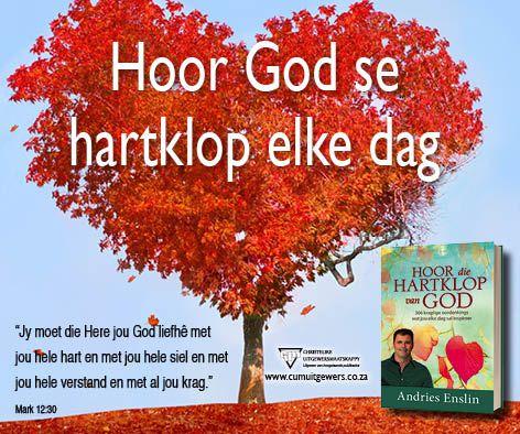Hoor die Hartklop van God Andries Enslin #heart #Father #God