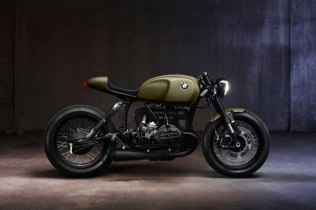 Café Racer Mark II Series par Diamond Atelier - Journal du Design