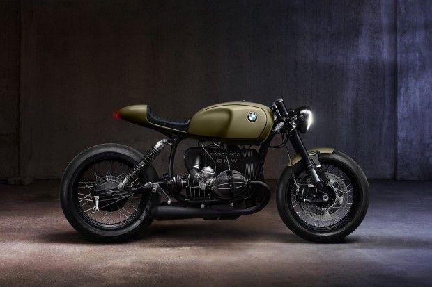 Le garage Diamond Atelier a vu le jour en juillet 2013 à Munich, ses fondateurs souhaitent créer la nouvelle génération de Café Racers. En découvrant le de