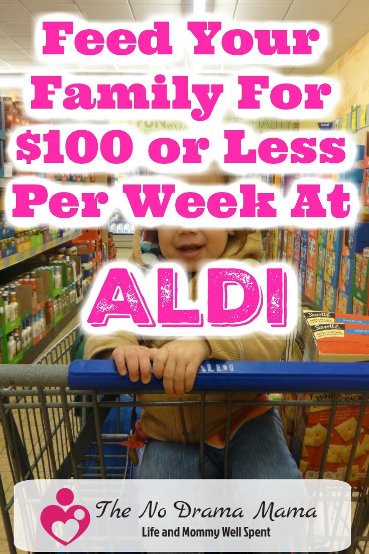 Grocery shopping at Aldi is a great way to keep your family and budget healthy. Here's what to buy to save money every week!