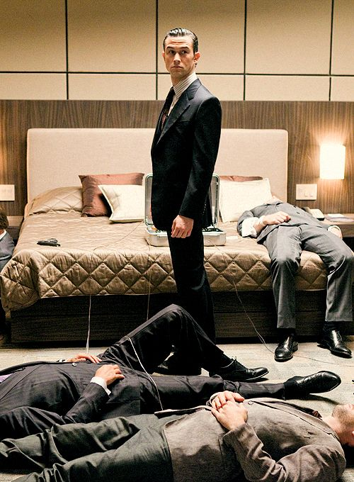Christopher Nolan's Inception (2010) All the actors/actresses were amazing in this movie, especially Joseph Gordon-Levitt and Leonardo DiCaprio. The movie's storyline was amazing and was directed perfectly.. so much action, romance, adventures, and mystery that makes this movie one the greatest in my opinion. <3