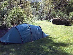 kampeerplaats camping ardennen